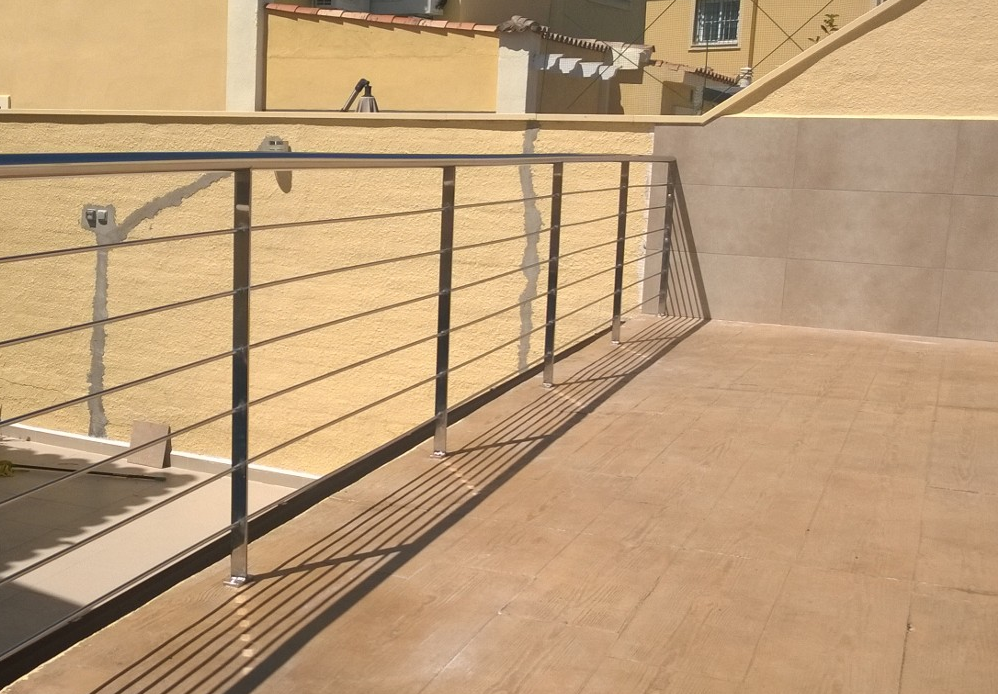 inox Railings