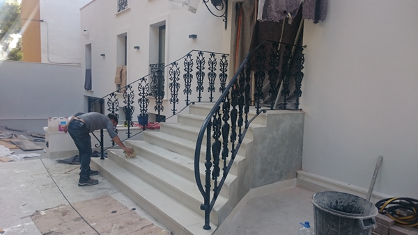Barandillas de escaleras