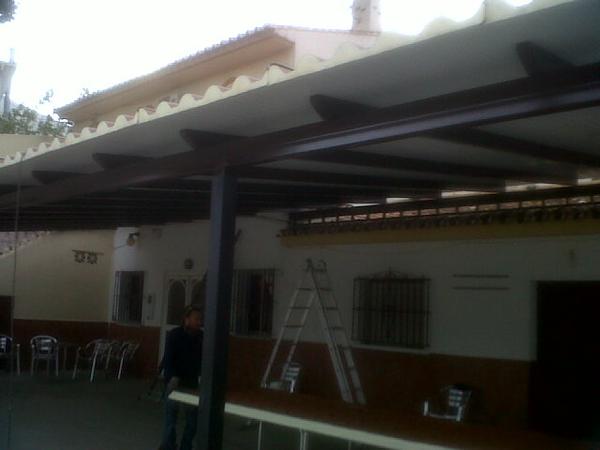 Estructuras tejados