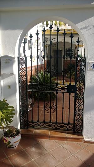 Puertas de Paso Exteriores