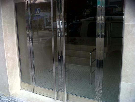 Inox Door