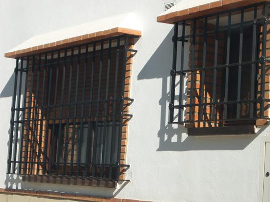 Rejas de ventanas