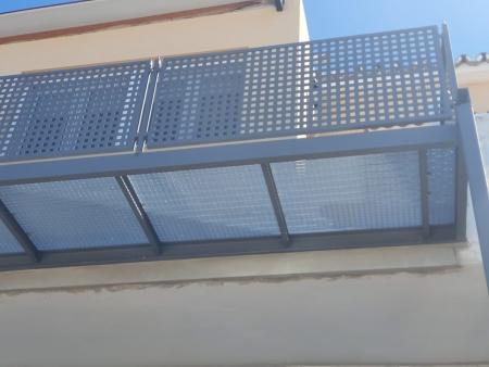 Balcón moderno Arroyo de la Miel