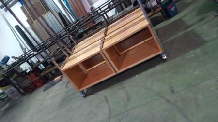 Estructura para muebles